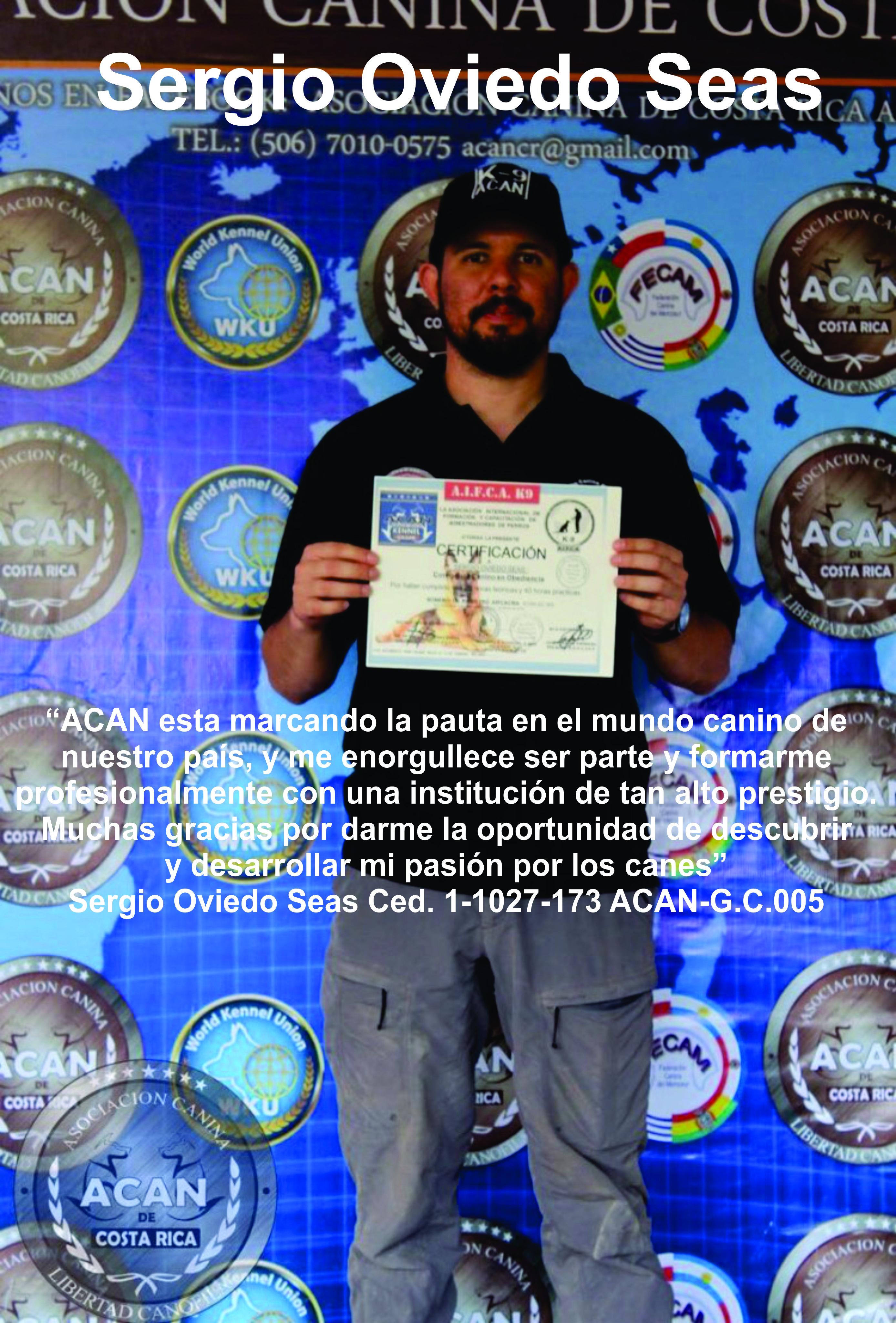 Sergio Oviedo Seas